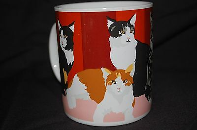 Cat Kitten Mug Otagiri