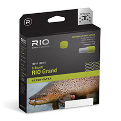 Rio InTouch Grand Fly Fishing Fly Line