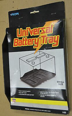 Victor Universal Auto Battery Tray # V625 - New