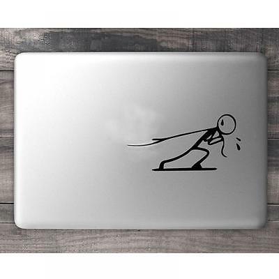 "Cool Funny Man Skin Sticker for Apple MacBook Air/Pro 11'' 12"" 13'' 15'' 17''"