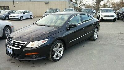 Volkswagen: CC HIGHLINE immaculate inside and out 2012 volkswagon CC