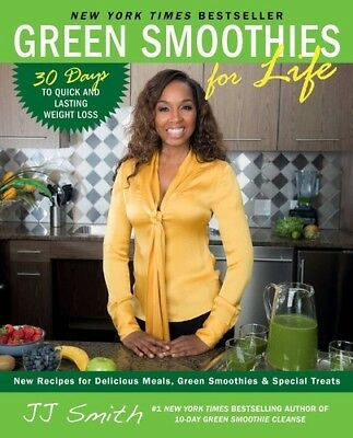 Green Smoothies for Life [New Book] Paperback