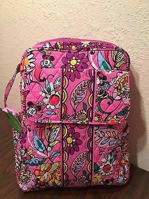 Vera Bradley Disney JUST MOUSING AROUND BACKPACK Bag Purse MICKEY Minnie NWT