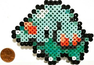 Phanpy Pokemon Bead Sprite Perler Art Menu Icon