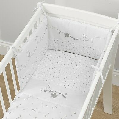 Love You to the Stars and Back Crib Set, New Born Baby Nursery Essentials