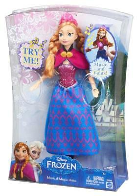 Disney Frozen Musical Magic Anna with Music & Lights - Y9966 - New