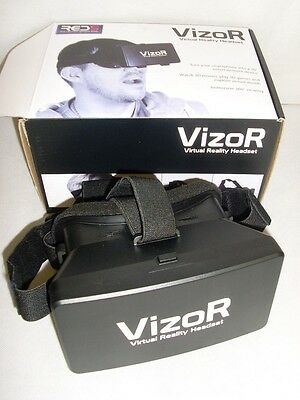 Red5 VizoR Virtual Reality Headset           (BA)