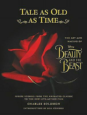Tale as Old as Time: The Art and Making of Disney Beauty and the Beast (Updat...
