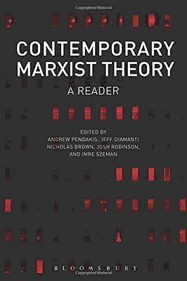 Contemporary Marxist Theory New Paperback Book