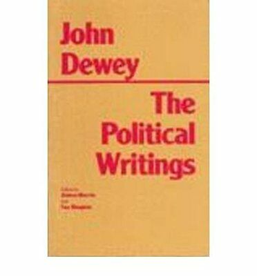 Political Writings (Dewey) by John Dewey New Paperback Book