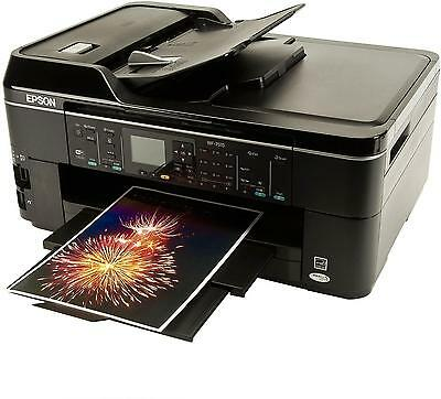 Epson Workforce WF-7515 A3 All-in-One Colour Inkjet Printer - Grade A- (Inks Not