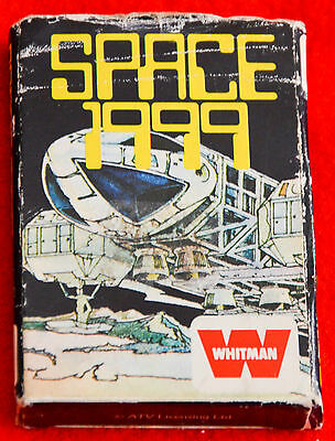 Space 1999 - Rare Whitman Card Game - 1970's - Complete