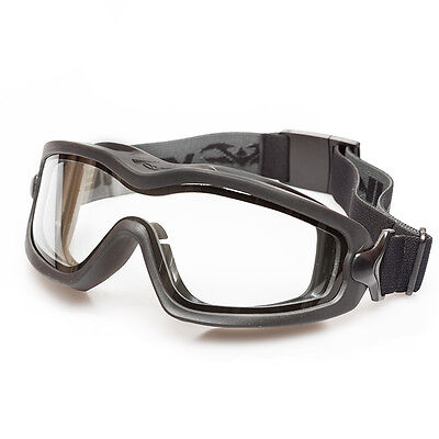 Valken Airsoft Goggles - V-TAC Sierra - Dual Pane/Thermal - Clear Lens