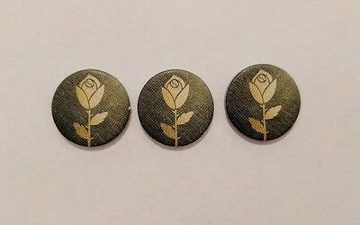 Game of Thrones Board Game Second Edition - 3 x Martell Influence Tokens