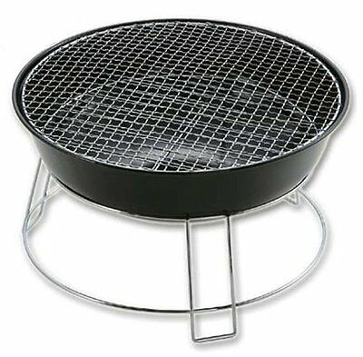 CAPTAIN STAG barbecue BBQ stove grill fire stand Union Round[1-2 persons] M-6497