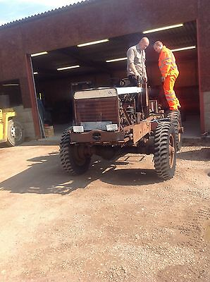 Tractor 4x4 Home Made