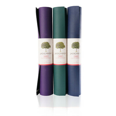 "Jade Yoga Elite S 71"" Inch Exercise Fitness Eco Yoga Mat"