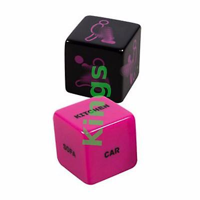 Love Dice Kama Sutra Dice Game Fun Party Games Naughty Sex Aid Romantic Game