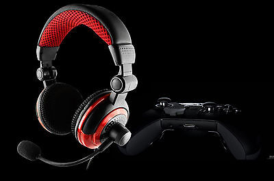 New Deluxe Casque Avec Microphone Pour Xbox One & S Ps4 Pc Mac Tablettes