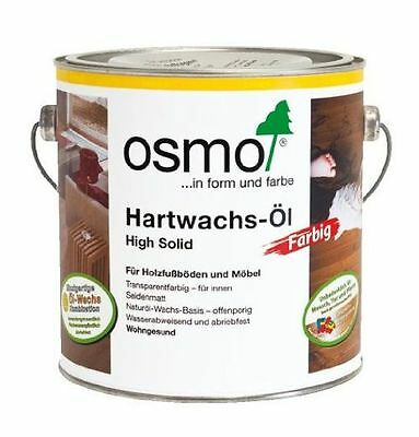 Osmo Hardwax-oil HS 3040 White transparent 2.5L