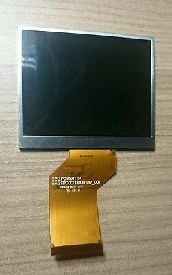 """PowerTip 320x240 TFT display 3.5"""" model PH320240T-006-I05Q with touchpanel !!"""