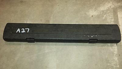 Snap-on Electronic Torque-Angle Wrench Storage Case Box CTECH3FR250A