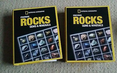 National Geographic Precious Rocks Gems and Minerals Collection
