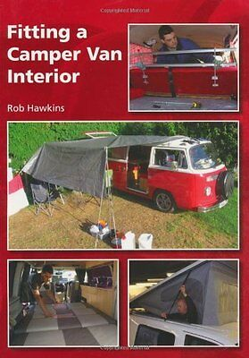 Fitting a Camper Van Interior by Rob Hawkins Paperback Book New