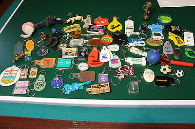 keychain collection lot advertising Ford, Honda, Frito Lay, Zodiac, key chains