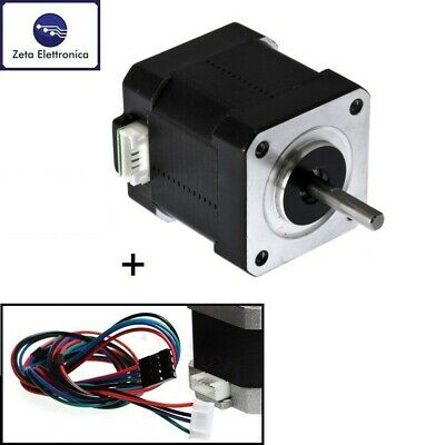 Nema17 Engine Step by Step 40mm Stepper Motor for Printer 3D CNC Reprap Arduino