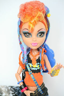 Monster High Sister Pack Howleen Wolf doll Sisters