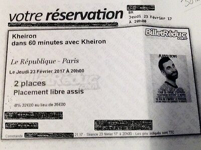 Spectacle Kheiron 2 PLACES