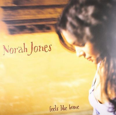 Norah Jones Feels Like Home Vinile Lp Nuovo E Sigillato !!