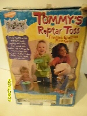 RUGRATS Tommy's Reptar Toss Electronic Game Circa 1999