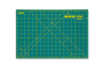 Olfa RM-IC-C | Self-Healing 2-Sided Cutting Mat Imperial/Metric Grid | 45 x 30