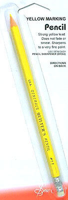 NEW | Sew Easy ER872 | Yellow Marking Pencil | FREE SHIPPING