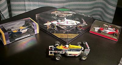 Nigel Mansell F1 Model Car Collection