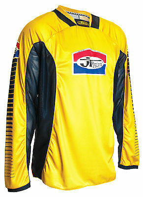 JT Racing USA™ Pro-Tour Yellow/Black Jersey