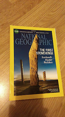 National Geographic Magazine August 2014