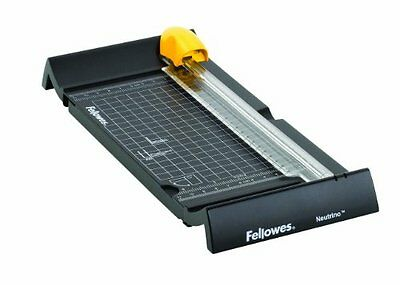 Fellowes Neutrino 90 Personal Rotary Paper Trimmer 5412702, New