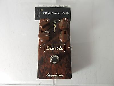 Mad Professor Simble Overdrive Effects Pedal Od Free Usa Shipping