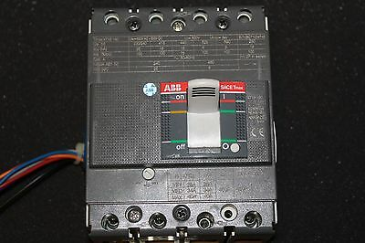 ABB SACE Tmax XT1B 160 4 Pole Circuit Breaker Amperage Rating 40A