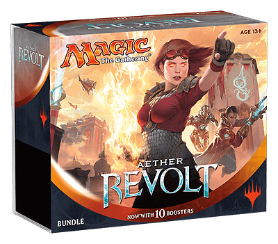 Aether Revolt Bundle - includes 10 NEW and SEALED MtG Boosters