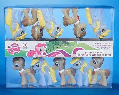 My Little Pony String Lights Indoor Outdoor 10 Set Derpy Dr Whooves Who Muffins