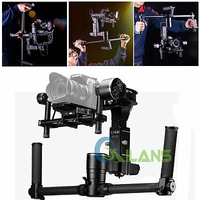 Zhiyun  Shining 3-Axis Professional  handheld camera Gimbal stabilizer for DSLR