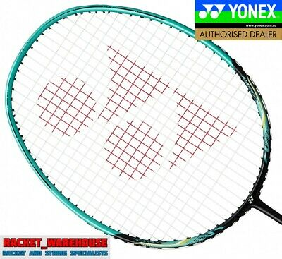 Yonex Nanoray 6 Badminton Racket Strung With Head Cover Light Weight