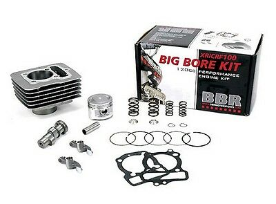 BBR Motorsports 120CC Big Bore Kit With Cam For Honda XR100R