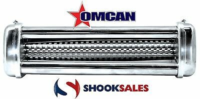 Omcan 13224 4 mm Stainless Steel Pasta Sheeters Cutters for 13231 13232 NY