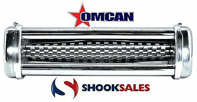 Omcan 13225 6.5 mm Stainless Steel Pasta Sheeters Cutters for 13231 13232 NY