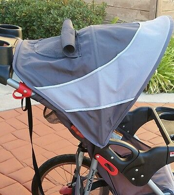 ⭐Baby Trend Expedition Jogging Stroller Canopy Replacement with Canopy Frame